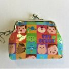 Disney Pixar Toy Story Baby Face Character Coin Purse Gamaguchi Wallet Free Ship
