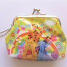 NIP Disney Coin Purse Winnie The Pooh, Piglet, Eeyore & Tigger Coin Purse Wallet