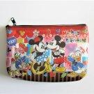 NIP Disney Zippered Makeup Cosmetic Travel Bag Case Organizer, Free US Shipping!