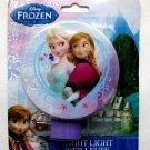 NIP Disney Frozen ANNA & ELSA Round Night Light, Free U.S. Shipping!