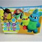 NIP Disney Pixar TOY STORY Zippered Cosmetic Makeup Bag Case Organizer Free Ship