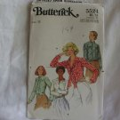 BUTTERICK PATTERN #5524