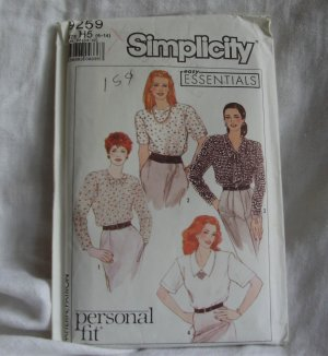 SIMPLICITY PATTERN #9259