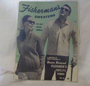 FISHERMAN'S SWEATERS, Volume 84