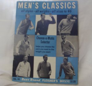 MEN'S CLASSICS ALL STYLES ALL WEIGHTS ALL SIZES TO 46 Volume 96