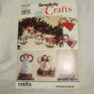 SIMPLICITY CRAFTS PATTERN #0604