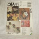 McCALL'S CRAFTS PATTERN #5020