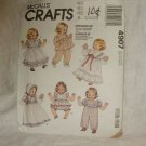 McCALL'S CRAFTS PATTERN #4907