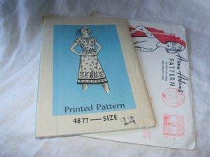 ANNE ADAMS PATTERN #4877