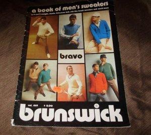 A BOOK of MEN'S SWEATERS, VOL. 669
