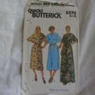 BUTTERICK PATTERN #6372