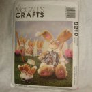 McCALL'S CRAFTS PATTERN #9210