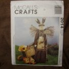 McCALL'S CRAFTS PATTERN #2014