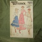 BUTTERICK PATTERN 6086