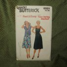 BUTTERICK PATTERN 6521