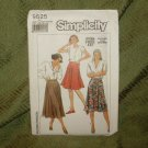 SIMPLICITY PATTERN 9525