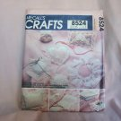 McCALL'S CRAFTS PATTERN 8524