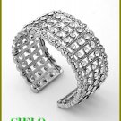 CIELO COUTURE fine crystal ice rhinestones fashion bracelet on sale.