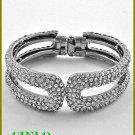 CIELO COUTURE small ice crystal accent fashion bracelet on sale.