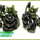 GILVANDIA COUTURE BonaFide!® colorful black ice CZ diamonds fashion bracelet on sale now.
