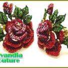 GILVANDIA COUTURE BonaFide!® colorful blizzard ice CZ diamonds fashion bracelet on sale now.
