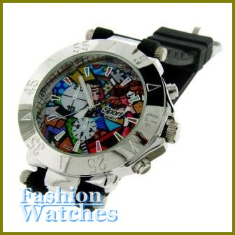 Hot Celebrity Looks! Fabulous 10'' black strap fashion watch with two bonus gifts. Limited Time.