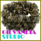 GILVANDIA STUDIO handcrafted Bohemian natural stones fashion bracelet on sale.