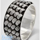 Tooled bangle fashion bracelet and free fashion gifts by AFFIRMATION COUTURE.