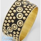 Goldtone skin cuff fashion bracelet and free fashion gifts by AFFIRMATION COUTURE.