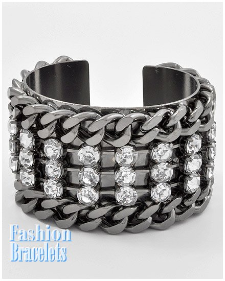 Boutique accent stone fashion bracelet and free fashion gifts by AFFIRMATION COUTURE.