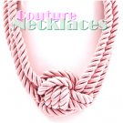 JONFRANCA women's Paramount ink multi strand detailed necklace on sale.