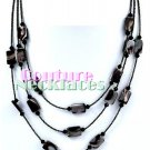 JONFRANCA women's fine Paramount selected natural shell fashion necklace on sale.