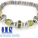 JONFRANCA women's ice glass crystal fashion bracelet on sale.
