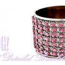 This fabulous costume bracelet is drenched in Paramount® blizzard ice stones.