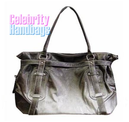 Attractive...Couture designed two-tone celebrity handbag by AFFIRMATION on sale now.