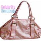 Impeccable...Fine couture styled candy pink celebrity handbag by AFFIRMATION on sale now.