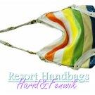 Harid & Fenwik Brazilian celebrity runway fashion handbag on sale.