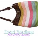 Harid & Fenwik women's extraordinary pastel flavored, high-fashion handbag on sale.