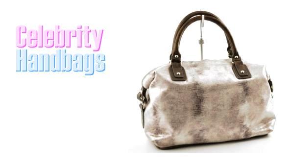 AFFIRMATION women's silvertone metallic faux leather fashion handbag on sale.