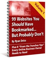 99 Websites You Should Have Bookmarked...But Probably Don't