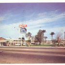 RODEWAY INN, BLYTHE CALIFORNIA VINTAGE CHROME POSTCARD  9