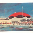 NEW YORK WORLD'S FAIR THE TRIUMPH OF MAN POSTCARD   #190