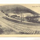 HORSE SHOE CURVE, RAILROAD, ALTOONA PENNSYLVANIA 1906    POSTCARD #389