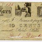 Carpenterville, Delos Dunton & Co., 10 Cents, 1830s-60s