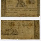 Lexington, City of Lexington, 25 Cents, May 25, 1837