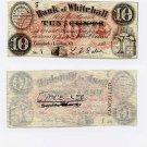 New York, Comstocks Landing, E.W. Harrigan & Co., 10 Cents, 186-, (1862-63)
