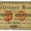 New York, Herkimer, Warren Caswell, 50 Cents, Oct. 17, 1862