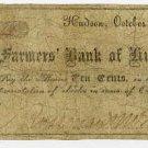 New York, Hudson, Rossman & McKinstry, 10 Cents, October 1, 1862