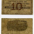 New York, Ilion, Mechanics Co-operative Association, 10 Cents, no date, (1860s-70s)