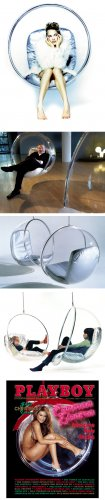 Modern Design Bubble Bing Bong Hanging Chair